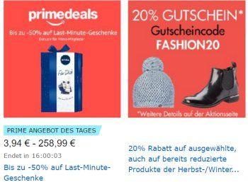 """Amazon: Last-Minute-Geschenke mit Lieferung zum Fest für Prime-Kunden https://www.discountfan.de/artikel/technik_und_haushalt/amazon-last-minute-geschenke-mit-lieferung-zum-fest-fuer-prime-kunden.php """"Last-Minute-Geschenke"""" sind heute bei Amazon für Prime-Kunden zum Schnäppchenpreisen zu haben. Die Lieferung zum Fest ist vom Online-Händler garantiert. Amazon: Last-Minute-Geschenke mit Lieferung zum Fest für Prime-Kunden (Bild: Amazon.de) Bei den Last-Minute"""