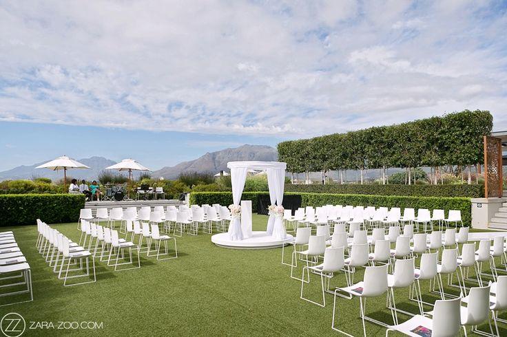 African Wedding at Cavalli Estate