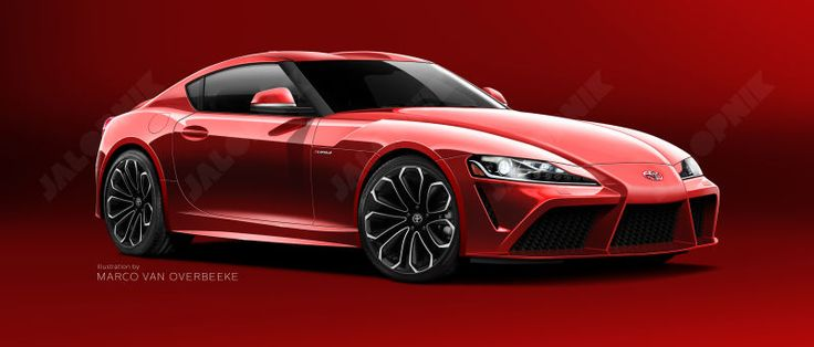 The new Toyota Supra. Not since the C7 Chevrolet Corvette has there been a sports car enthusiasts have been more excited to see uncovered. And like the C7 Corvette, we think we can show you before anyone else what it'll look like.