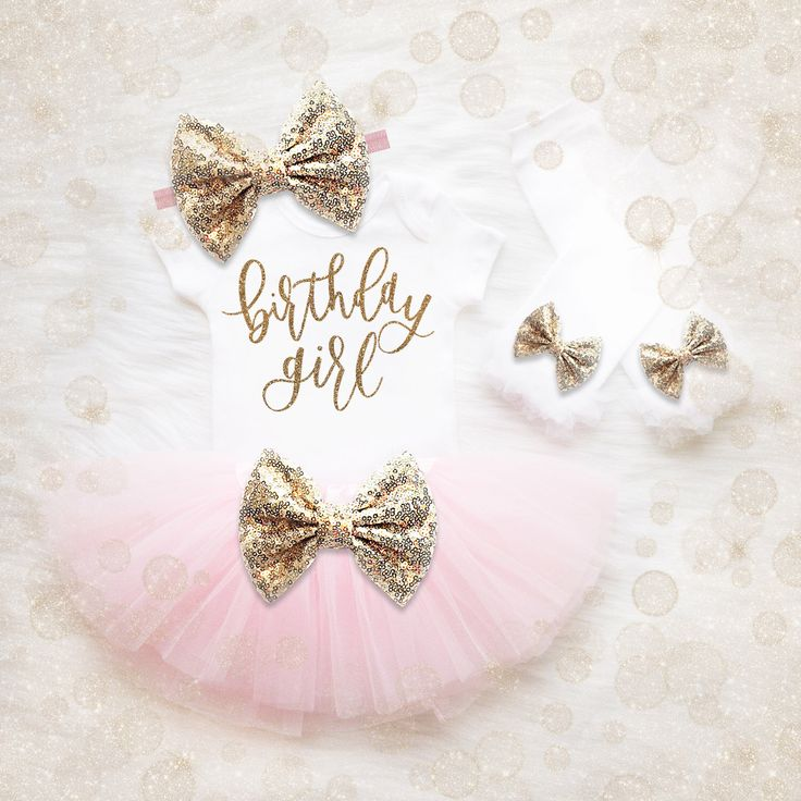 Birthday Girl 1st Birthday Outfit | Pink And Gold 1st Birthday Girl Outfit | First Birthday Shirt | Birthday Tutu Set | First Birthday by RitzAndGlitzBoutique on Etsy https://www.etsy.com/listing/488219714/birthday-girl-1st-birthday-outfit-pink