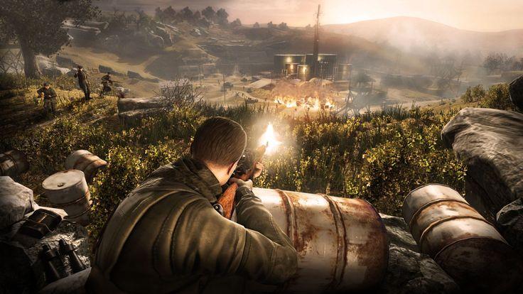 Download .torrent - Sniper Elite V2 - PS3 - http://www.torrentsbees.com/de/ps3/sniper-elite-v2-ps3.html