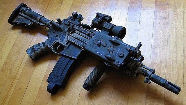 Forças Armadas do Brasil - Tudo em defesa: Armas de Fogo - USA FuzisTudo pelo Brasil