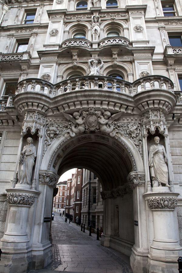 Inns of Court - London