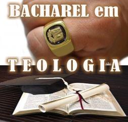 Tudo que você precisa sem sair de casa: Curso Bacharel em Teologia