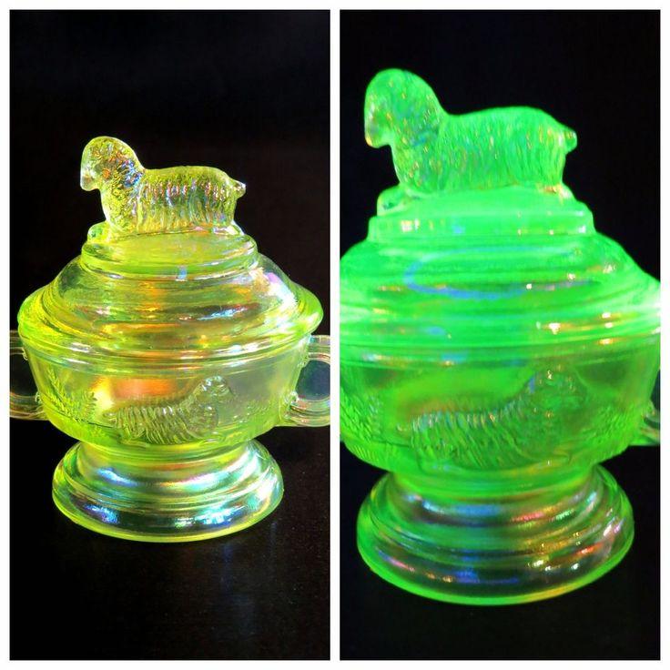 591 best VINTAGE GLASS/POTTERY images on Pinterest Vaseline, Depression and Vases