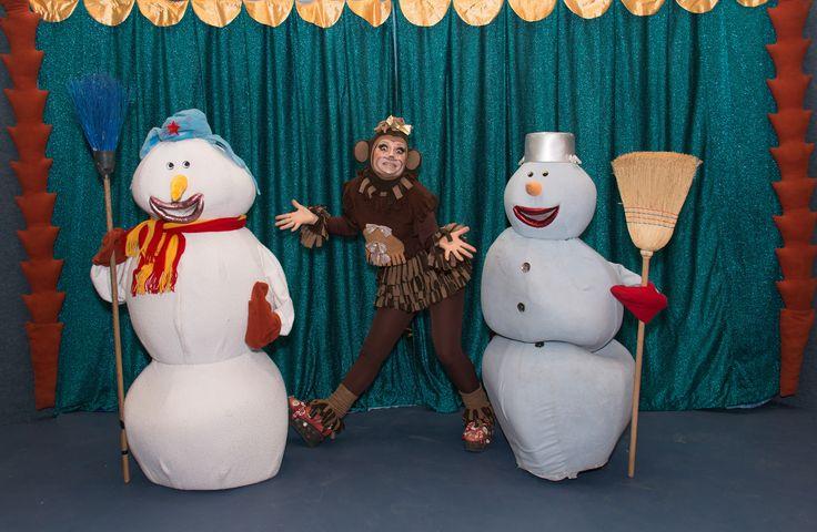 Хотите подарить вашим детям что-то по-настоящему волшебное, неожиданное, увлекательное и удивительное? Тогда приходите на необычную, современную, экспериментальную Большую Новогоднюю Супер Ёлку на Острове Клоунов,ведь наступает Мартышкин Новый Год!