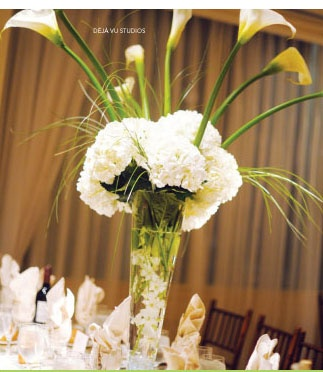 Wedding Flowers Long Island Floral Display From A Real Long Island Wedding Photo Courtesy Of Deja