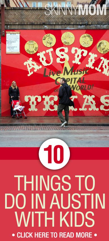10 Things to Do in Austin with Kids
