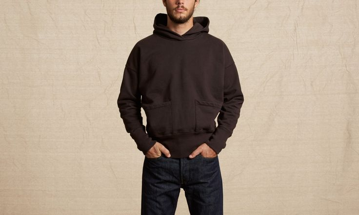 1950's Hoodie | Grey Melee |Levi's® Great Britain (UK)