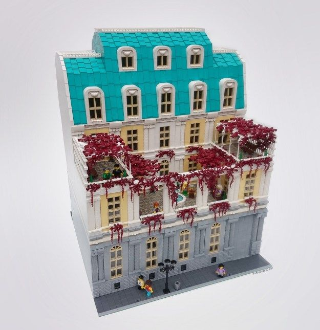 167 best LEGO hotel images on Pinterest | Lego hotel, San juan ...