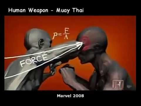 HUMAN WEAPON KRAV MAGA TECHNIQUES - YouTube