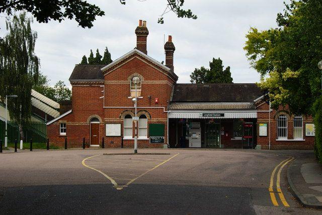 Lingfield Railway Station (LFD) in Lingfield, Surrey