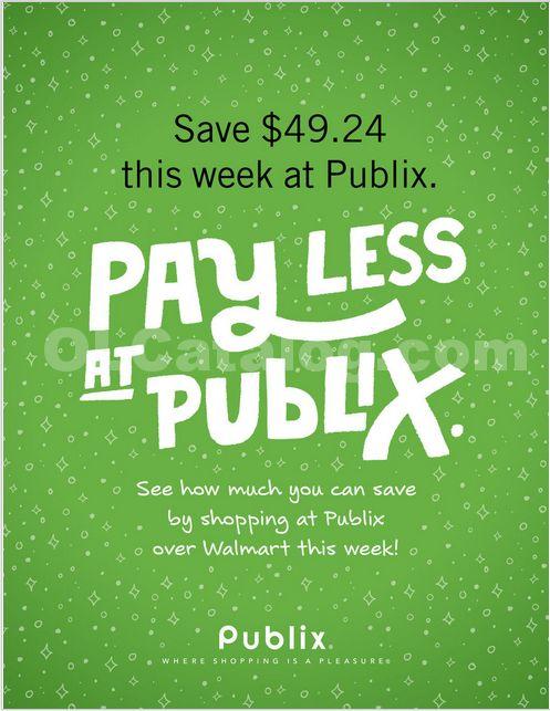 Publix Price Comparison February 7 - 13, 2018 - http://www.olcatalog.com/grocery/publix-ad.html