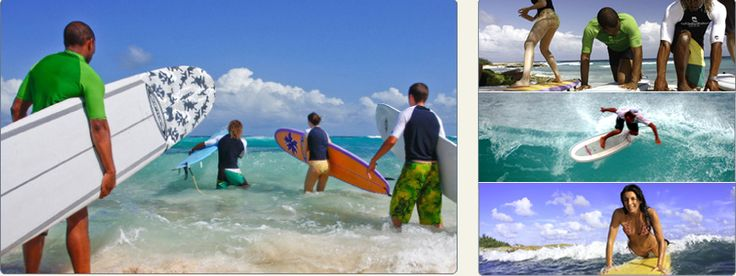 Zed's Surfing Adventures Barbados offers surf lessons to those new to surfing and surf tours and packages to more experienced surfers. Or you can rent a surfboard and head out on your own.