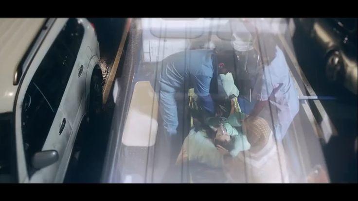 Социальный ролик: Если бы скорая стала стеклянной