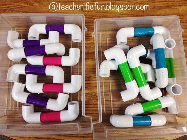 Teacherific: daily 5. How to make your own whisper phones on the cheap!