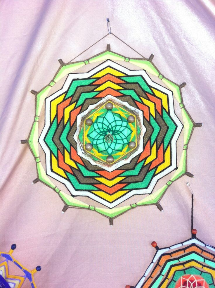 Mandala de la tierra/ Árbol de la vida
