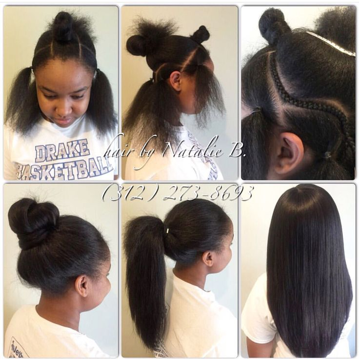 "Can your sew-in do THIS?! If not, you need to come see me...PERFECT PONY SEW-IN HAIR WEAVES by Natalie B. (312) 273-8693...IG: @iamhairbynatalieb...FACEBOOK: Hair by Natalie B. .....ORDER HAIR: www.naturalgirlhair.com.  Hair Used: Malaysian Relaxed Natural in 16/18/20""...order it online at www.naturalgirlhair.com."