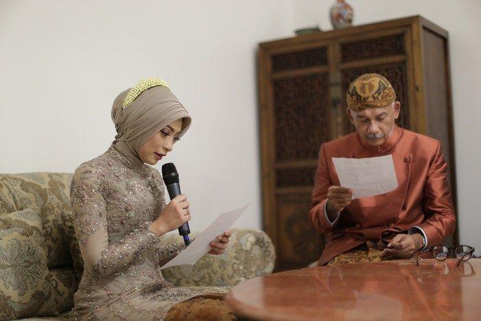 Tiga Tradisi Dalam Satu Pernikahan Di Hotel Shangri-La Jakarta -
