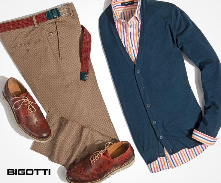 #Add some #personality to your #everyday #outfits with the #Bigotti #striped #shirts! www.bigotti.ro #Bigottiromania #moda #barbati #camasi #dungi #colorate #ootdmen #mensfashion #menswear #mensclothing #mensstyle #ootd #fresh #modern #stylish #versatile #stylingtips #inspiration #mixandmatch