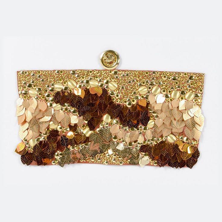 #moda #fashion #decorations #lineapelle #strass #bag