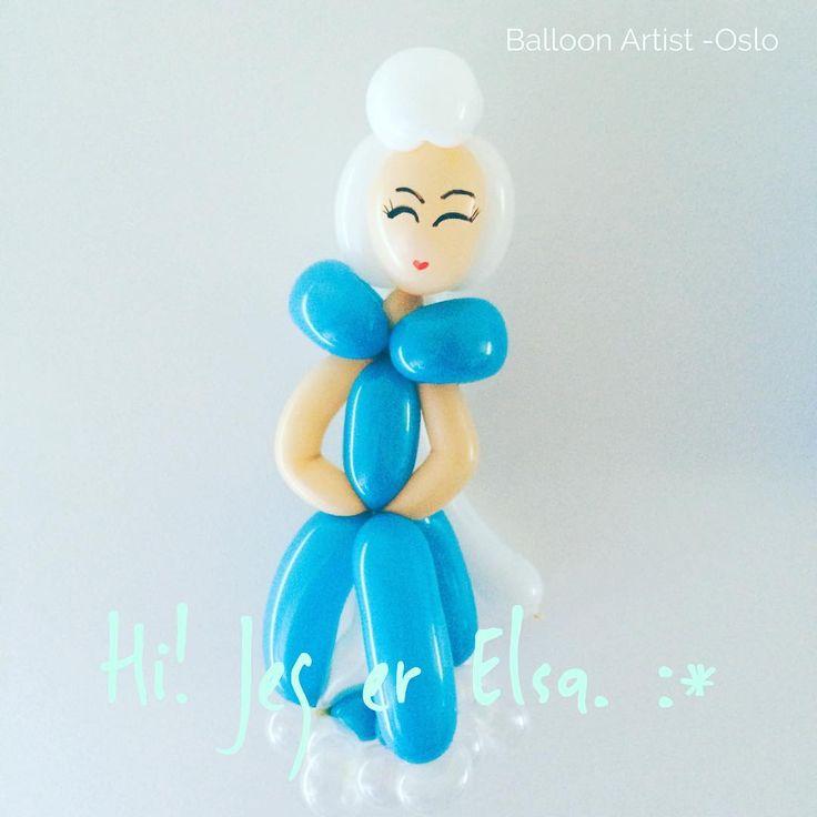 Elsa, Frozen Party
