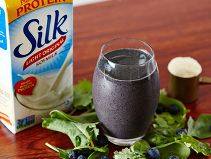 Did you know Silk® has a ton of Smoothie Solutions, like this Post Workout Power?