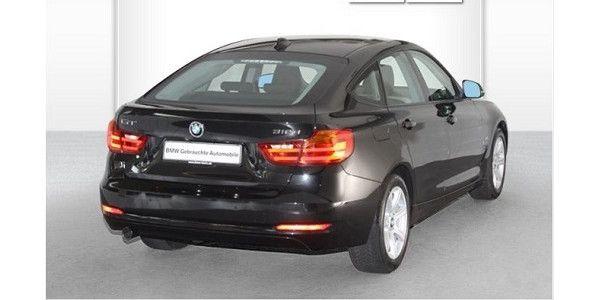 BMW 318d Gran Turismo Modell Sport Line-Selbstbewusst vereint er Ästhetik mit inspirierender Größe.Jetzt im Gebrauchtwagen Leasing