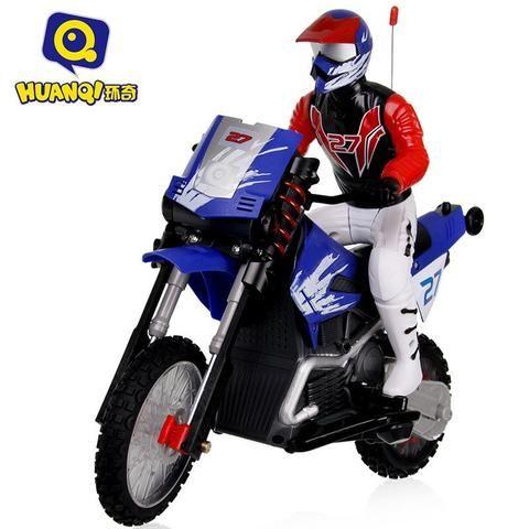 Stunt Rider Wireless Remote Control Motocross
