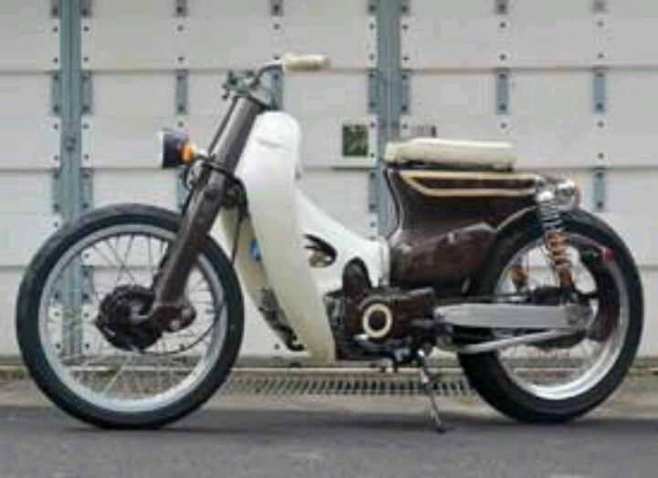 Honda Street Cub 70
