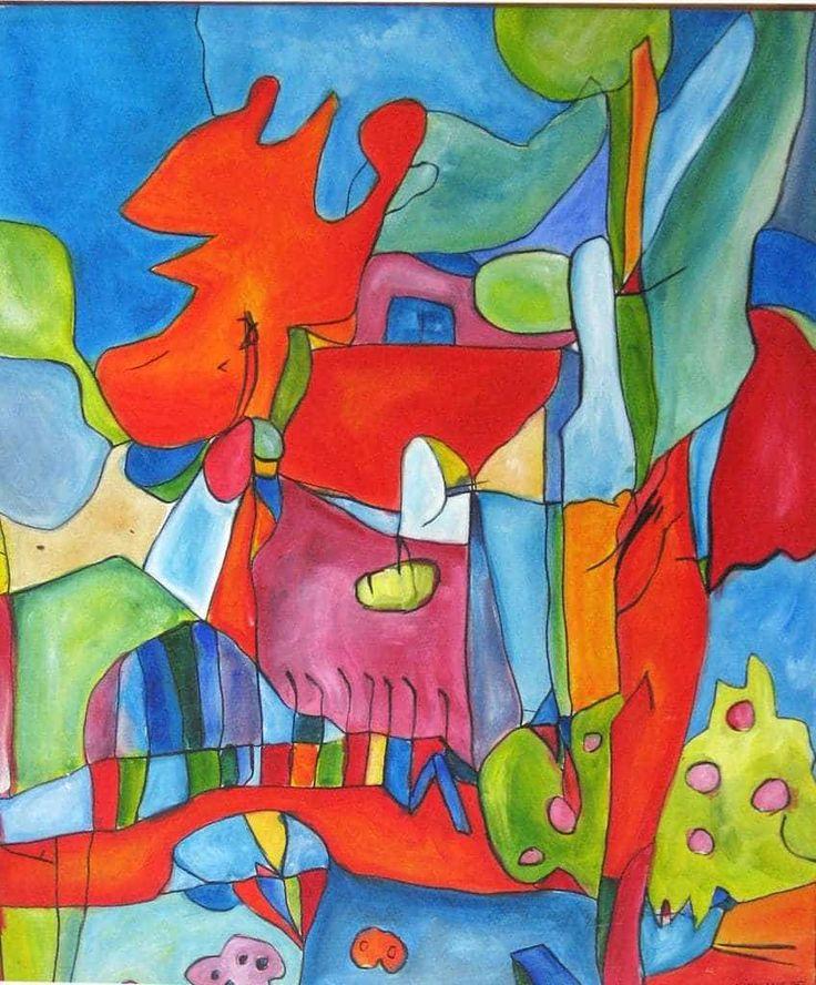Abstrakte Acrylmalerei - Ölgemälde - Online Shop für Wandbilder, Gemäldekopien, abstrakte und moderne Kunstwerke kaufen. Bilder malen lassen.