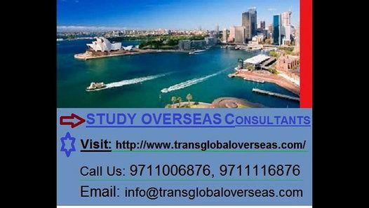 Study Overseas Consultants in Delhi - Video Dailymotion