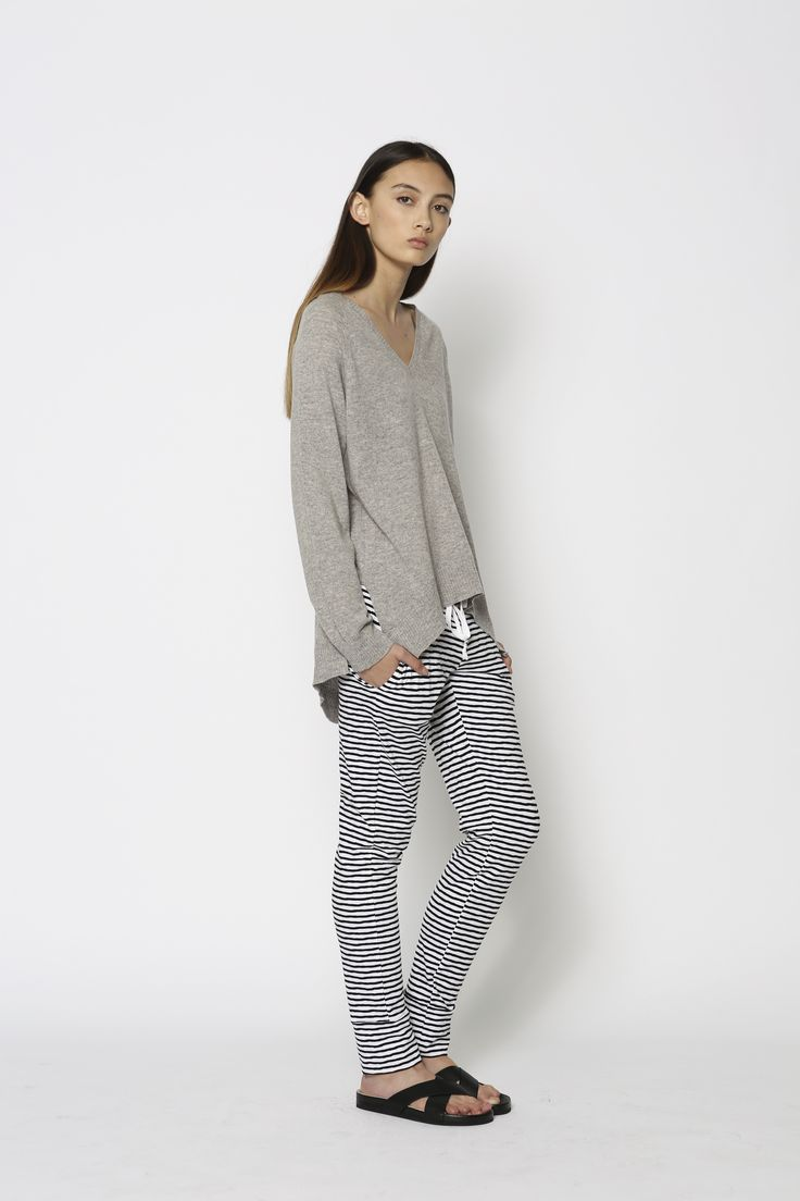 BLAK Basics Cashmere Heal Sweater in - $249 In store Friday