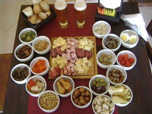 Picada Argentina for 2 people- Platitos