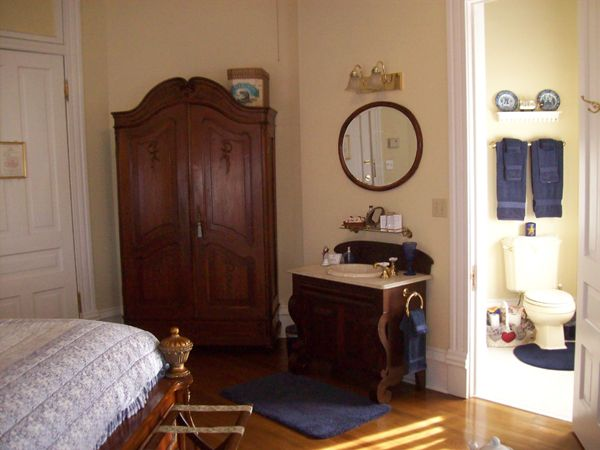 The Petit Jean Room: The Empress of Little Rock