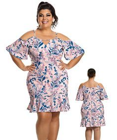 9b3d58c9a2 Fabiana Karla by Hiroshima - Vestido em jersey acetinado Bella Herança Moda  Evangelica