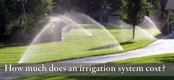 sprinkler system cost in Minneapolis