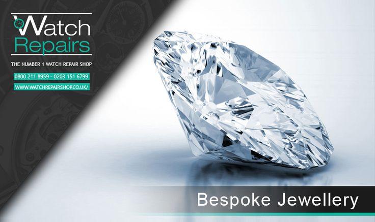 Bespoke Jewellery  Our unique shop in London specialise in handmade bespoke jewellery like wedding rings, bracelets, earrings, necklets, c...