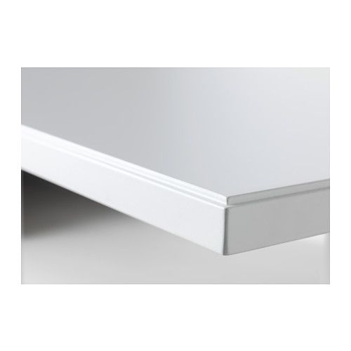 KLIMPEN Table top - white - IKEA 59 x 29.5