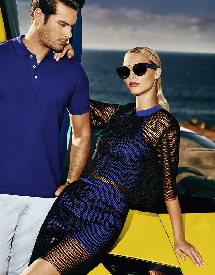Mohito SS15 campaign by Marcin Tyszka
