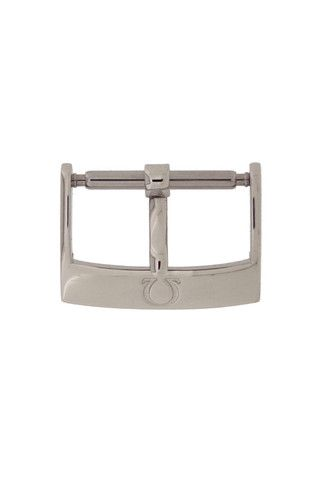 OMEGA Watch Strap Buckle in Polished Steel – WatchObsession