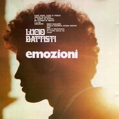 Lucio Battisti - Emozioni 1970