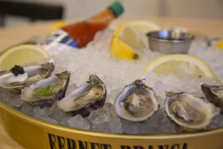 Chicago's 19 Best Oyster Bars Sink|Swim Seafood Chicago