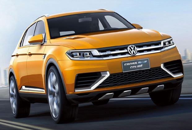 Volkswagen CrossBlue Coupe - http://stephanetouboul.us/volkswagen-crossblue-coupe/