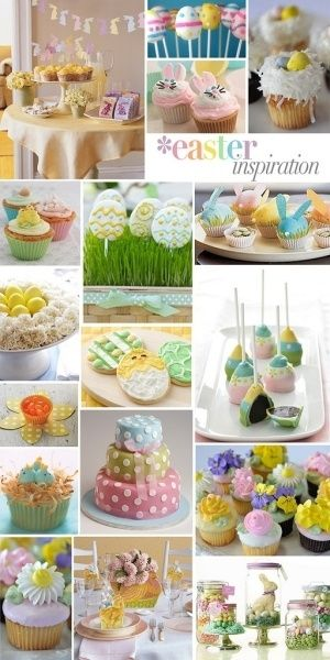 Easter Ideas by lina