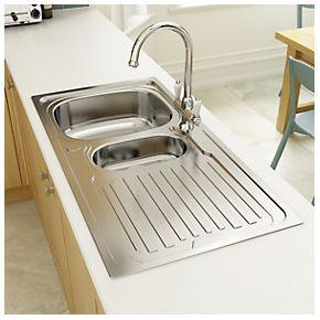 56 best Kitchen Inspiration images on Pinterest | Kitchen faucets ...