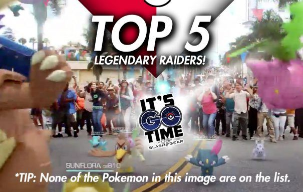 The 5 best Pokemon (GO!) for Legendary Raid Battles The first wave of Pokemon GO Legendary Raid Bosses is nearly here  and today were going to show you the best monsters to fight them. This list includes several of the best Pokemon in the game bar-none but also includes a couple surprises. In our research over the past few weeks as the Legendary Pokemon stats came into view  Continue reading #pokemon #pokemongo #nintendo #niantic #lol #gaming #fun #diy