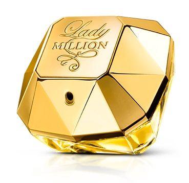 ¡Chollito! Eau de Parfum Lady MILLION de Paco Rabanne 80ml. por 49.99 euros.