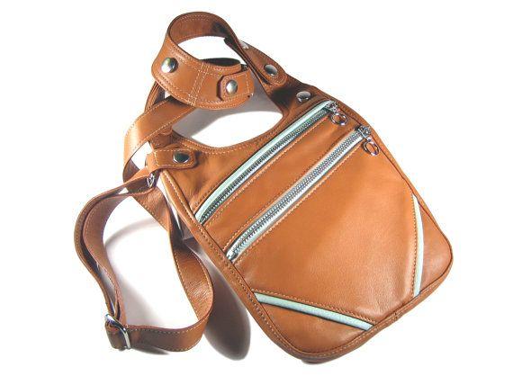 Revolverbag Holster bag Crossbody Tasche von AnnaBelleBags auf Etsy