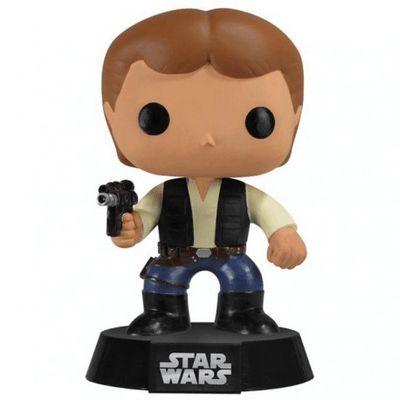 Figurine pop! Star Wars Han Solo